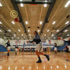 Pregame Warmups - Tuesday, December 3, 2013 - Canal Winchester Indians at Granville Blue Aces
