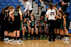 Team Introductions - Monday, November 25, 2013 - Dublin Coffman Shamrocks at Granville Blue Aces