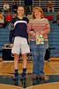 Thursday, December 19, 2013 - Teacher Appreciation Night - Lakewood Lancers at Granville Blue Aces