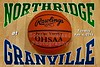 Tuesday, February 4, 2014 - Northridge Vikings at Granville Blue Aces - Junior Varsity