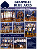 Official Game Program - Saturday, February 8, 2014 - Watkins Memorial Warriors at Granville Blue Aces - Senior Day
