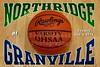 Tuesday, February 4, 2014 - Northridge Vikings at Granville Blue Aces - Varsity