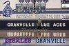 Granville High School Blue Aces Senior and Family Recognition Day - Columbus DeSales High School at Granville High School Blue Aces - Saturday, February 14, 2015