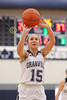 2nd Half - Columbus DeSales High School at Granville High School Blue Aces - Granville High School Blue Aces Senior and Family Recognition Day - Saturday, February 14, 2015