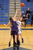 1st Quarter - Columbus DeSales High School at Granville High School Blue Aces - Granville High School Blue Aces Senior and Family Recognition Day - Saturday, February 14, 2015