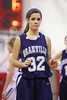 1st Quarter - Granville High School Blue Aces at Johnstown High School Johnnies - Wednesday, January 28, 2015 - Junior Varsity