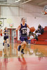 2nd Quarter - Granville High School Blue Aces at Johnstown High School Johnnies - Wednesday, January 28, 2015 - Junior Varsity