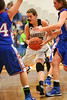 2nd Quarter - Lakewood High School Lancers at Granville High School Blue Aces - Saturday, January 31, 2015 - BOX OUT Lyme Disease Benefit Game