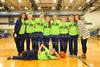 Pregame - Lakewood High School Lancers at Granville High School Blue Aces - Saturday, January 31, 2015 - BOX OUT Lyme Disease Benefit Game