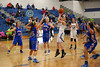4th Quarter - Lakewood High School Lancers at Granville High School Blue Aces - Saturday, January 31, 2015 - BOX OUT Lyme Disease Benefit Game