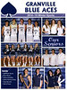 Official Game Program - Licking Valley High School Panthers at Granville High School Blue Aces - Wednesday, January 14, 2015