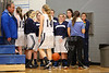 The Blue Aces take the Court - Licking Valley High School Panthers at Granville High School Blue Aces - Wednesday, January 14, 2015