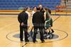 Team Captains - Northridge High School Vikings at Granville High School Blue Aces - Wednesday, January 21, 2015 - Junior Varsity