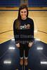 Granville Senior, Abby Barker - Northridge High School Vikings at Granville High School Blue Aces - Wednesday, January 21, 2015
