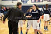 Team Captains - Franklin Heights High School Falcons at Granville High School Blue Aces - Varsity - Wednesday, December 30, 2015