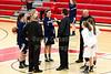 Team Captains - Granville High School Blue Aces at Utica High School Redskins - Junior Varsity - Tuesday, January 26, 2016