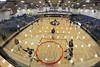 Pregame Warm-Ups - Heath High School Bulldogs at Granville High School Blue Aces - Monday, January 4, 2016