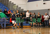 Green Wave Senior -Newark Catholic High School Green Wave at Granville High School Blue Aces - Senior Day - Saturday, February 6, 2016