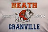 Heath High School Bulldogs at Granville High School Blue Aces - Junior Varsity - Monday, January 4, 2016