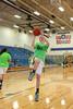 Pregame Warm-Ups - Northridge High School Vikings at Granville High School Blue Aces - Box Out Lyme Disease Benefit Game - Junior Varsity - Friday, January 15, 2016