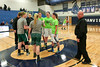Team Captains - Northridge High School Vikings at Granville High School Blue Aces - Box Out Lyme Disease Benefit Game - Junior Varsity - Friday, January 15, 2016