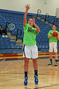 Pregame Warm-Ups - Northridge High School Vikings at Granville High School Blue Aces - Box Out Lyme Disease Benefit Game - Junior Varsity - Friday, January 15, 2016