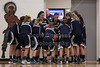 The Blue Aces Take the Court - Granville High School Blue Aces at Utica High School Redskins - Tuesday, January 26, 2016
