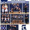 Official Game Program - John Glenn High School Muskies at Granville High School Blue Aces - Monday, January 28, 2019