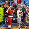 The Blue Ace Faithful - Johnstown High School Johnnies at Granville High School Blue Aces - Friday, December 13, 2019