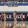 4th Quarter - Junior Varsity - Johnstown High School Johnnies at Granville High School Blue Aces - Friday, December 13, 2019