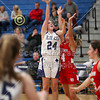 2nd Quarter - Junior Varsity - Johnstown High School Johnnies at Granville High School Blue Aces - Friday, December 13, 2019