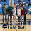 Avery Adkins #2 - Senior Night - Licking Heights High School Hornets at Granville High School Blue Aces - Saturday, February 8, 2020