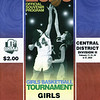 Official Game Program - The Ohio High School Athletic Association (OHSAA) State Tournament - Cristo Rey High School Cougars (Columbus, Ohio) at Granville High School Blue Aces - Friday, February 21, 2020