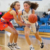 4th Quarter - Junior Varsity - Olentangy Orange High School Pioneers at Granville High School Blue Aces - Tuesday, November 24, 2020