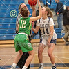1st Quarter - Junior Varsity - Newark Catholic High School Green Wave at Granville High School Blue Aces - Wednesday, January 13, 2021