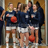 The Blue Aces Take the Court - Licking Heights High School Hornets at Granville High School Blue Aces - Saturday, January 16, 2021
