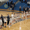 Our National Anthem - OHSAA State Tournament - Marion River Valley High School Vikings at Granville High School Blue Aces - Wednesday, February 24, 2021