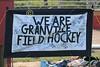 August 29, 2007 Granville Blue Aces field hockey at Bishop Hartley Hawks