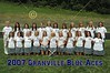 2007 Granville Blue Aces Field Hockey