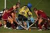 1st Half - Thursday, September 13, 2012 - Columbus Bishop Watterson Eagles at Granville Blue Aces - VARSITY