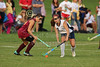 Thursday, September 13, 2012 - Columbus Bishop Watterson Eagles at Granville Blue Aces - Junior Varsity Game