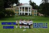 Thursday, September 17, 2012 - Worthington Kilbourne Wolves at Granville Blue Aces