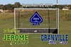 Dublin Jerome High School Celtics at Granville High School Blue Aces - Thursday, September 25, 2014