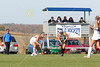 1st Half - Dublin Coffman High School Shamrocks at Granville High School Blue Aces - O.S.H.A.A State Tournament - Wednesday, October 21, 2015