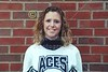 Angela Roberts - Various photographs from the Granville Blue Aces 1999 football season  -  (Old Canon AE-1 film camera)