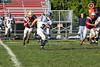 (30) Matt Masters - October 1, 2005 Granville Blue Aces at Columbus Academy Vikings, JV Football