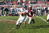 (8) Sam Mintos - October 1, 2005 Granville Blue Aces at Columbus Academy Vikings, JV Football
