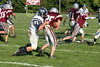 (15) Russell Seidell - October 1, 2005 Granville Blue Aces at Columbus Academy Vikings, JV Football