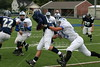 October 8, 2005 Granville Blue Aces at Bexley Lions, JV Football