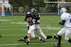 (35) Nick Lozier - October 8, 2005 Granville Blue Aces at Bexley Lions, JV Football